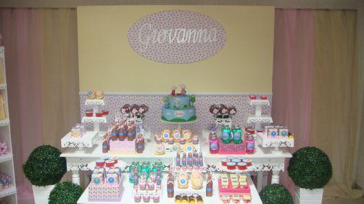festa personalizada provençal feminina