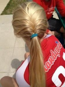 Dicas de cabelos para crianças - meninas