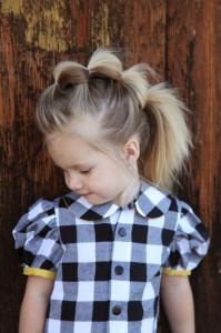 fotos penteados para meninas