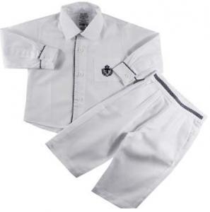 modelos de roupas de batismo para meninos 2