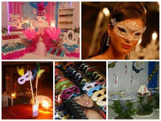 Temas Para Festa De 15 Anos 60 Ideias Fotos E Dicas