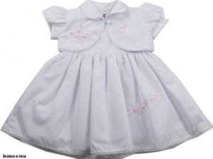 onde comprar vestidos infantis de batismo