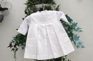 roupas de batismo para menina