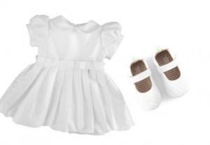 como combinar vestido e sapatinho