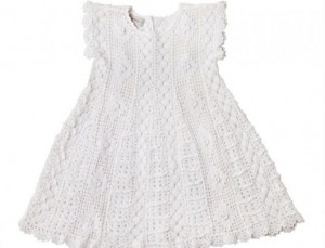 vestido bordado original