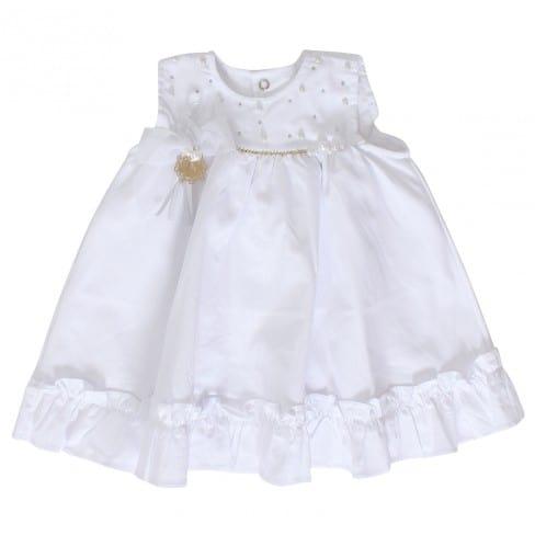 4e404cd2c Gostou das dicas, ideias e modelos de vestidos de batizado para bebê? As  opções são inúmeras e fica até difícil escolher o mais bonito.