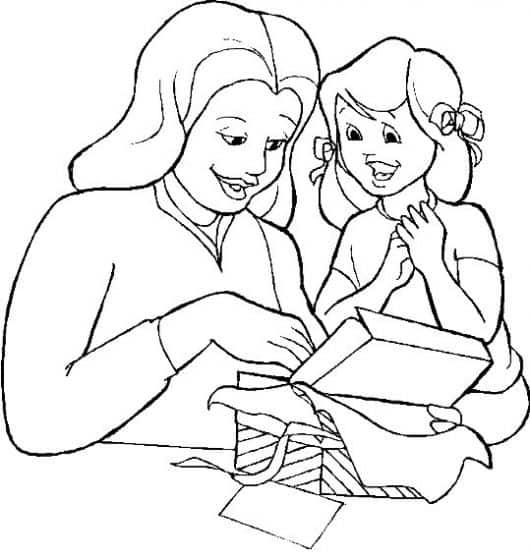 Dicas de atividades escolares para o dia das mães