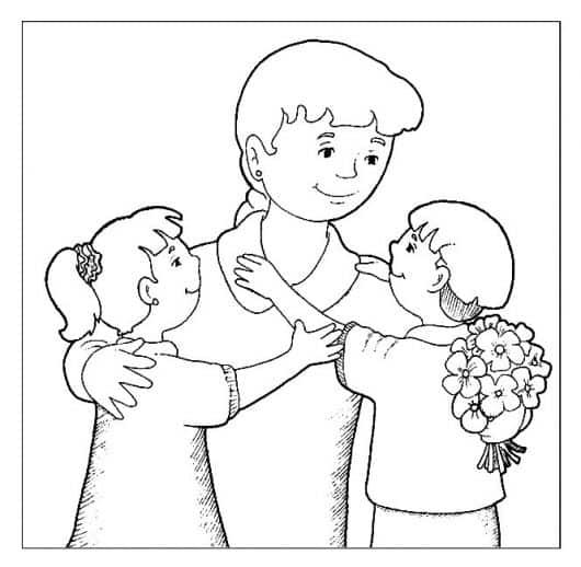Sugestões de atividades para escola - dia das mães