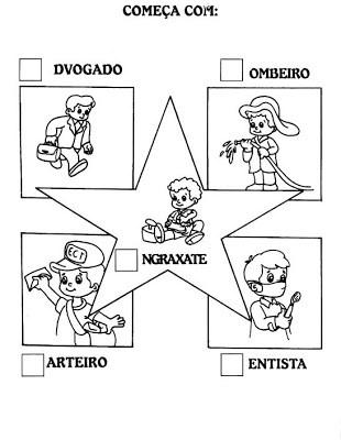 Atividades para o dia do trabalho ensino fundamental