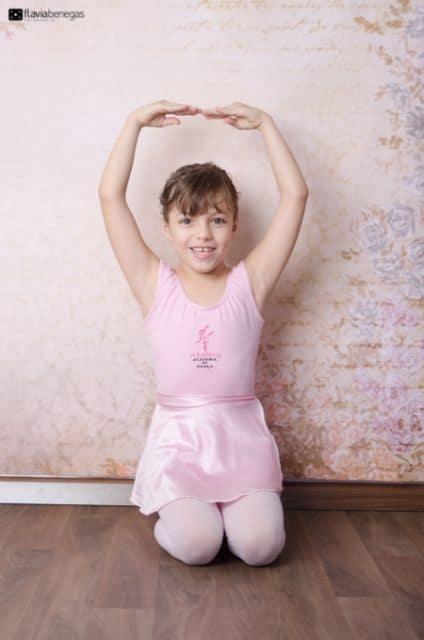 book infantil bailarina