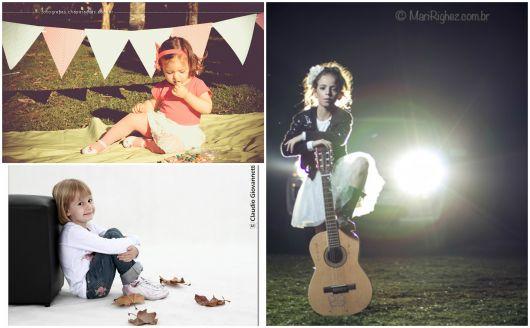 fotos de book infantil feminino