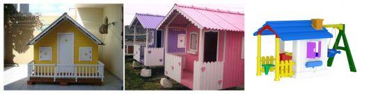 Fotos de casinhas de boneca