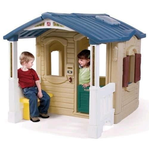 Cabana para meninos e meninas