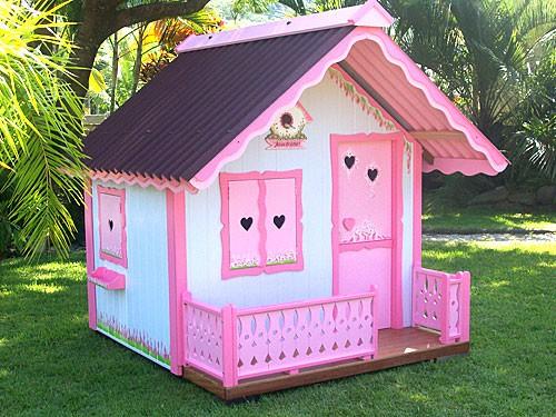 casinha de boneca projeto estilo barbie