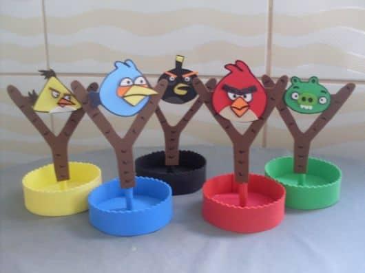 dicas para comprar artigos aniversário angry birds