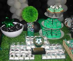 Dicas de doces para festa de futebol infantil