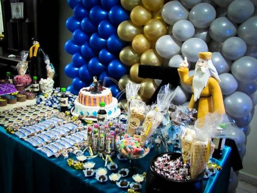 ideias de festa harry potter
