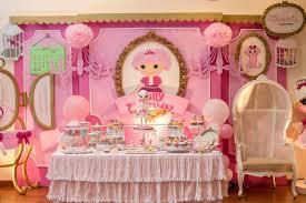 Fotos de festa Lalaloopsy infantil rosa