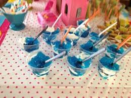 Festa Lalaloopsy infantil - o que servir