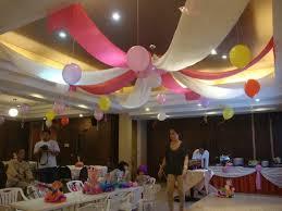 Fotos de decoração de festa Lalaloopsy em salão