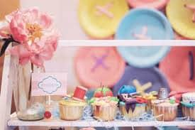 Fotos de festa Lalaloopsy em casa