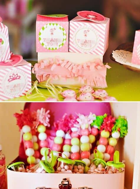 Dicas criativas para festa Lalaloopsy infantil feminina