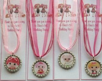 Lembrancinhas personalizadas para festa Lalaloopsy infantil