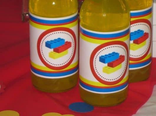 aniversário infantil bebidas infantis