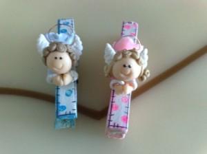 modelos de lembrancinhas de batizado biscuit