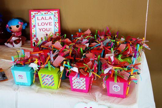 Kit festa infantil Lalaloopsy