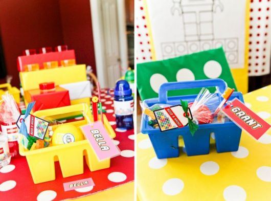 Festa Lego Ideias Fotos E Decora 231 245 Es Lindas