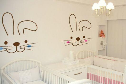 imagens de adesivos para quarto de bebê