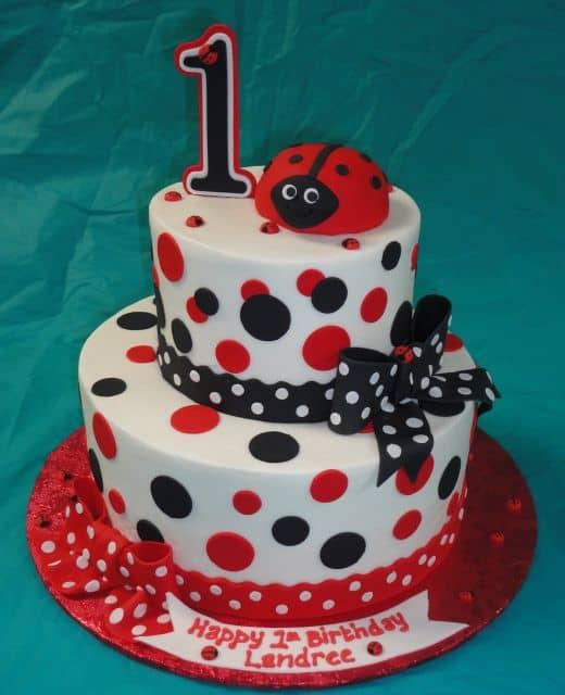 como fazer aniversário da joaninha