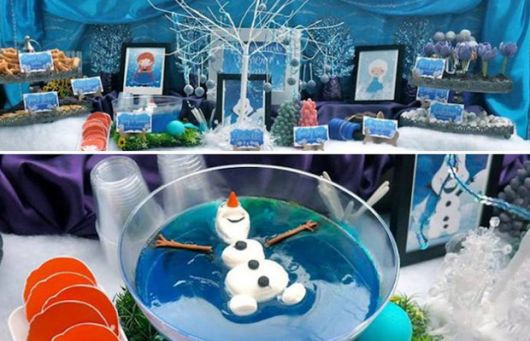 Onde comprar artigos para Festa Frozen