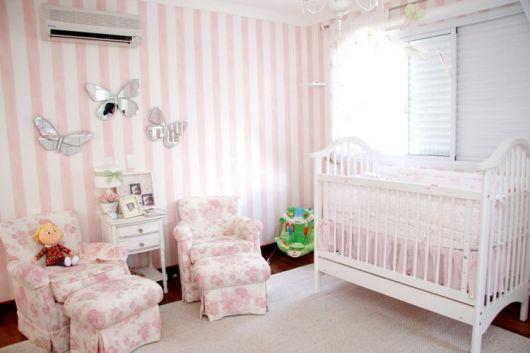 dicas para enfeitar quarto de bebê menina fácil