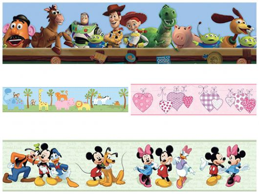Preços de faixas decorativas infantis