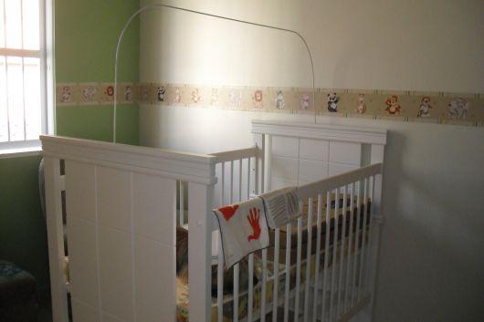 faixa para quarto de bebê masculino ursos