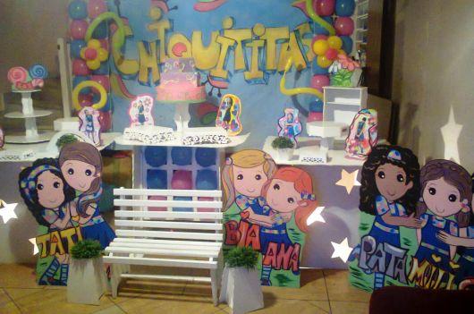 festa chiquititas 2015