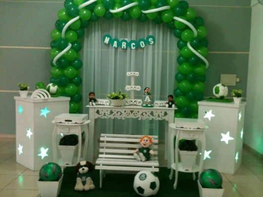 Como fazer uma festa infantil de futebol provençal
