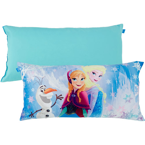 travesseiro frozen - Elsa, Anna e Olaf