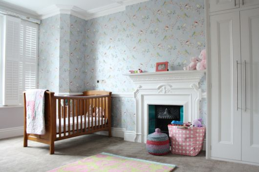 Ideias para pais decorar quarto do bebê