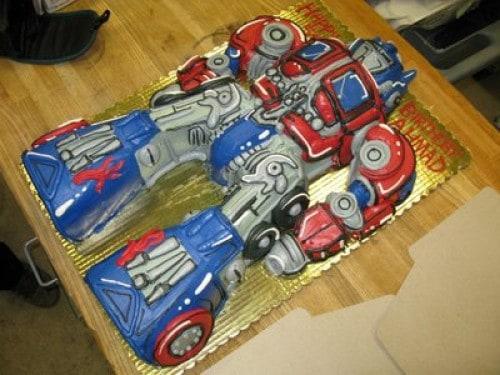 Dicas para montar festa Transformers