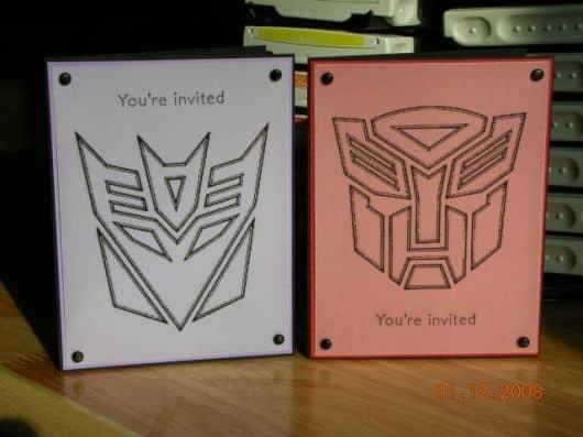 Festa Transformers 50 Ideias E Fotos