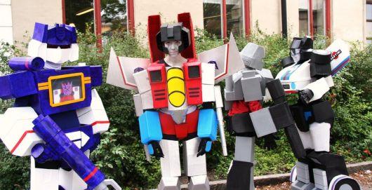 fantasia transformers