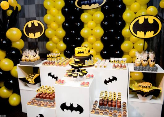 festa do batman infantil