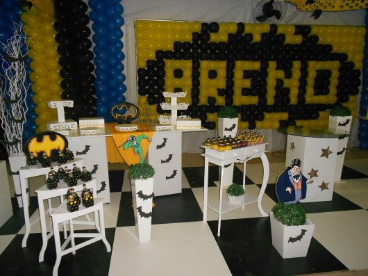 festa do batman clean