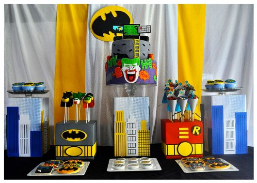 festa do batman simples