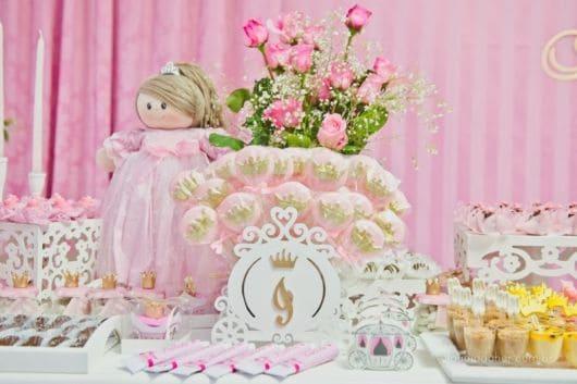 aniversário provençal para bebês