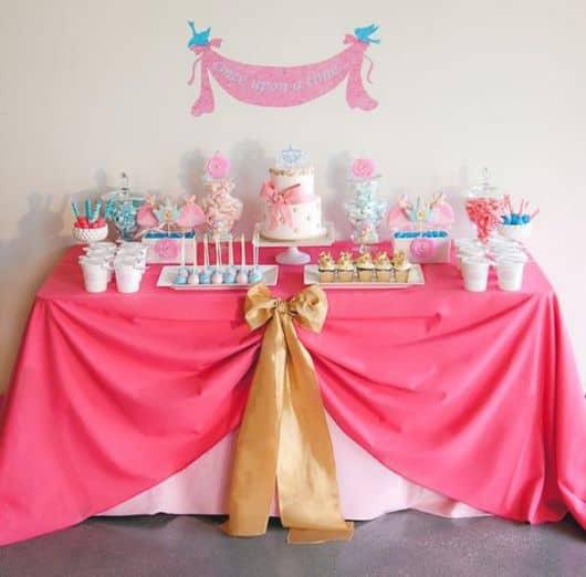 festa da cinderela de 1 ano