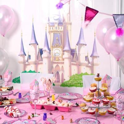 Festa da cinderela 40 dicas e fotos - Fiestas infantiles princesas disney ...